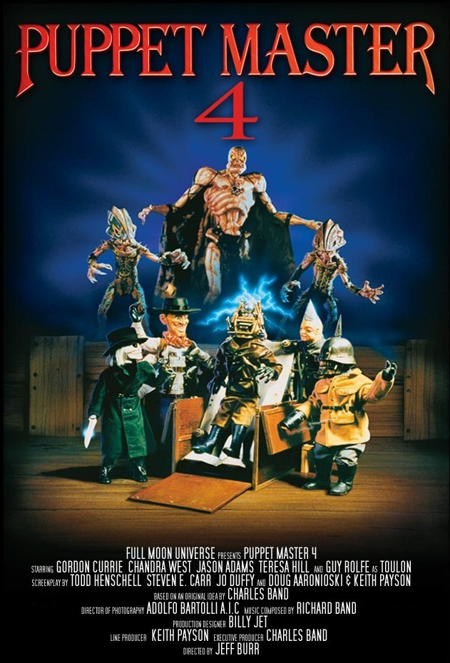 Puppet Master 4 download