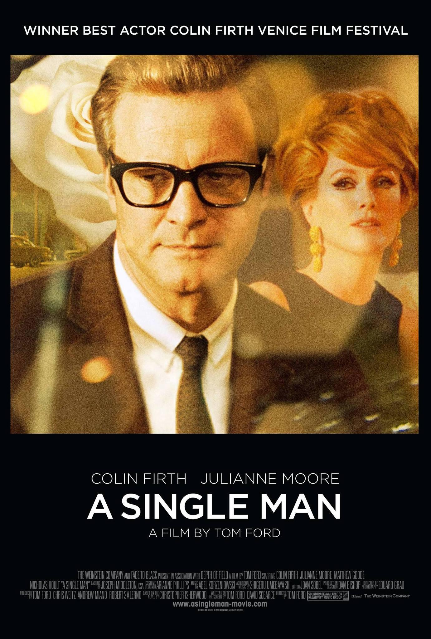 Tek Başına Bir Adam / A Single Man tr dublaj izle