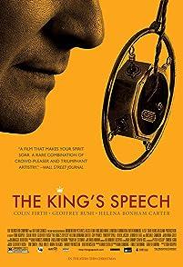The King s Speechประกาศก้องจอมราชา