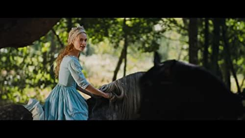 A live-action retelling of the classic fairy tale about a servant step-daughter who wins the heart of a prince.
