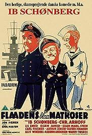 Flådens blå matroser Poster