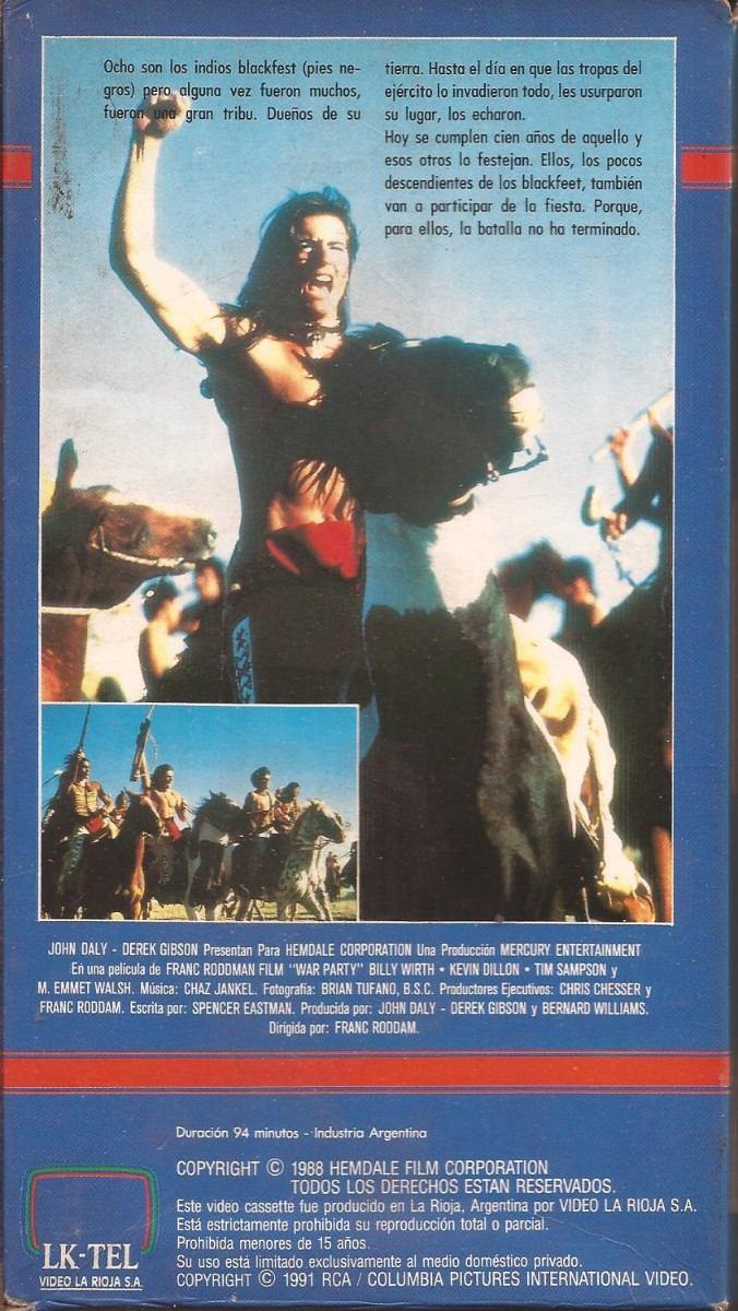 War Party (1988)