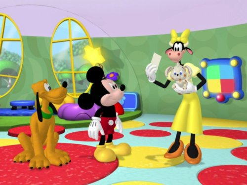 Mickey Mouse Clubhouse Pluto S Puppy Sitting Adventure Tv Episode 2006 Imdb