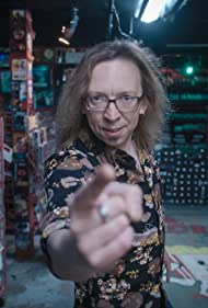 Kevin Martin in The Video Store Commercial (2019)