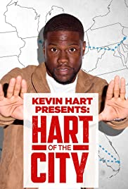 Hart of the City Poster