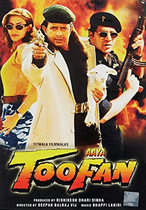 Aditya Pancholi Aaya Toofan Movie