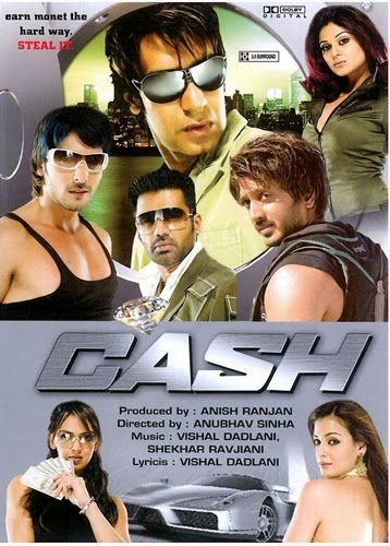 Cash 2007 Hindi 415MB HDRip ESubs Download