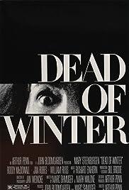 Dead of Winter(1987) Poster - Movie Forum, Cast, Reviews