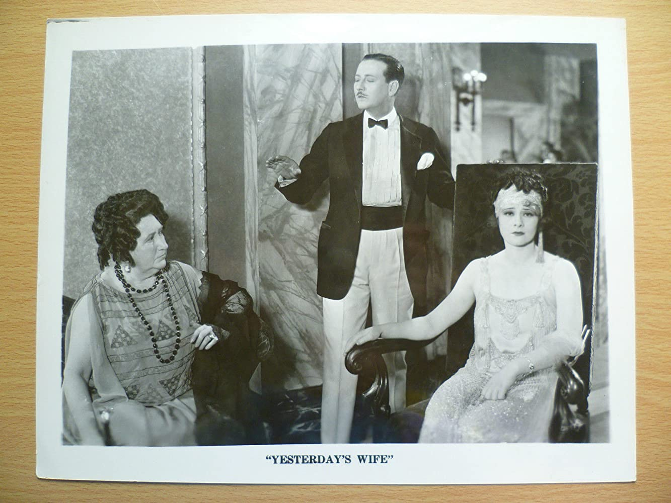 Watch Josephine Crowell video