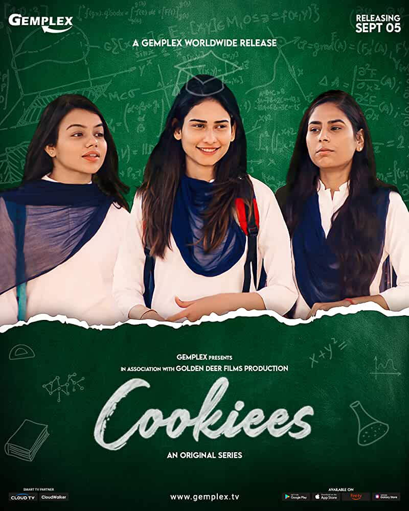 Cookiees (2020) Hindi MX WEB-DL x264 AAC Esub