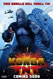 Konga TNT Poster