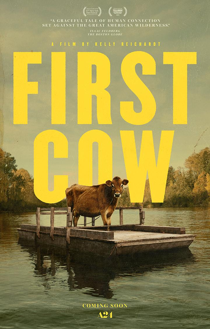 First Cow (2019) Hindi Dubbed