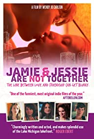 Jax Jackson and Jessica London-Shields in Jamie and Jessie Are Not Together (2011)