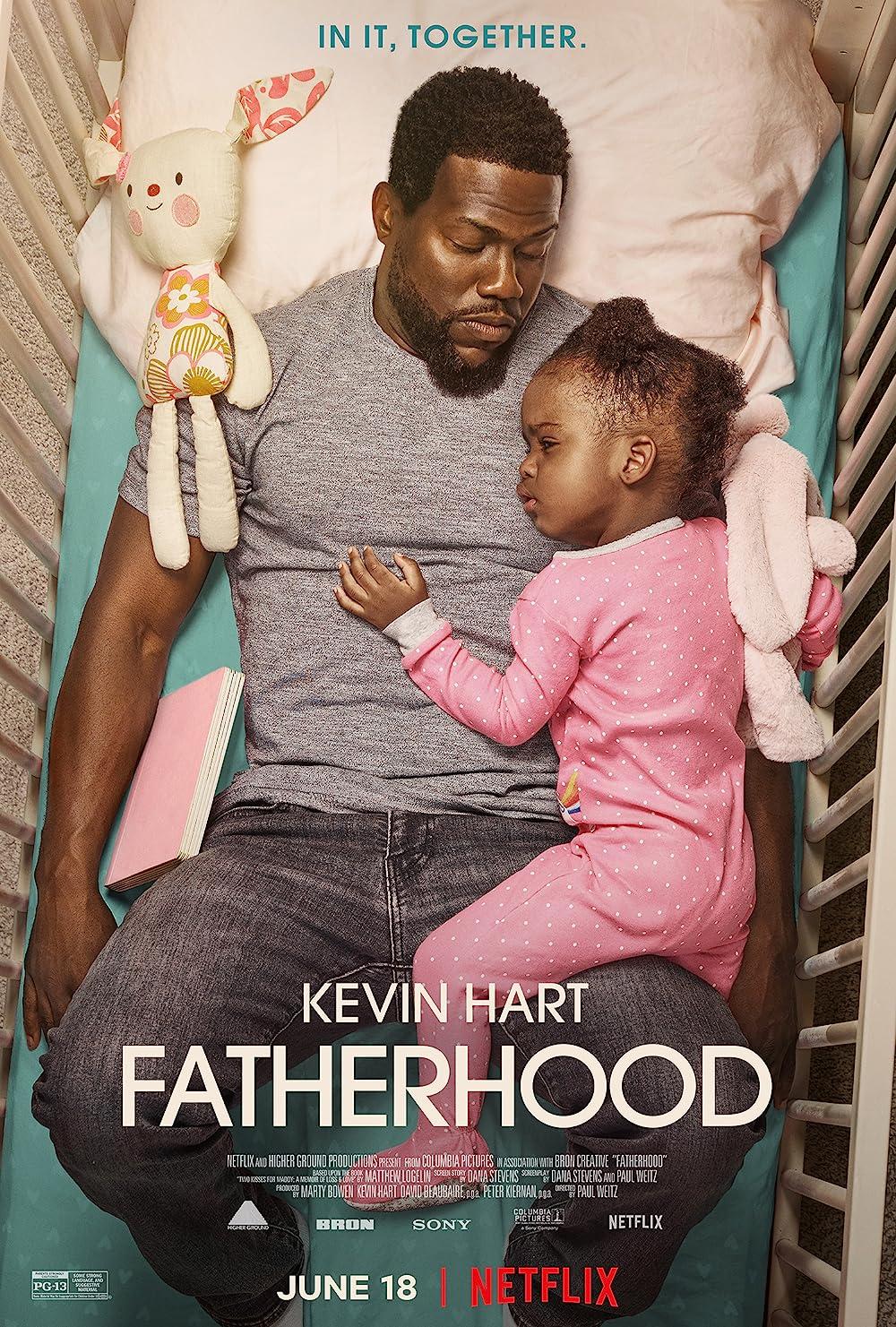 Fatherhood 2021 Hindi ORG Dual Audio 720p NF HDRip 800MB Download