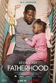 Kevin Hart and Rhythm Hurd in Fatherhood (2021)
