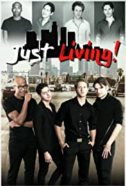Just Living: The Web-Series Poster
