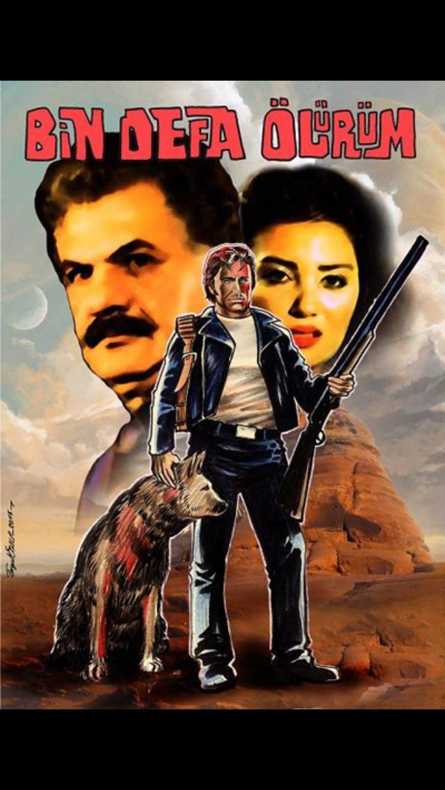 Bin defa ölürüm ((1985))