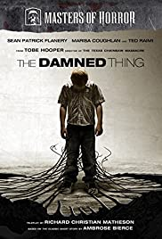 The Damned Thing Poster