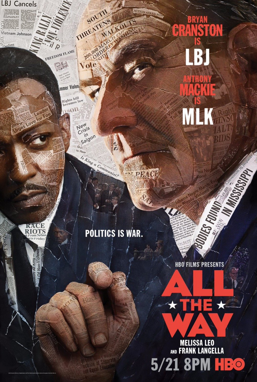 All The Way Tv Movie 2016 Imdb