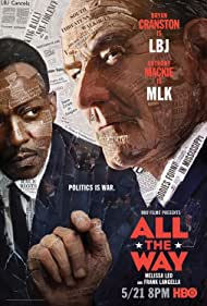 Bryan Cranston and Anthony Mackie in All the Way (2016)