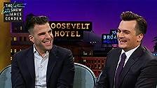Zachary Quinto/Rupert Friend/Ben Harper & Charlie Musselwhite