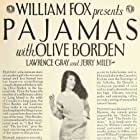 Olive Borden and Lawrence Gray in Pajamas (1927)