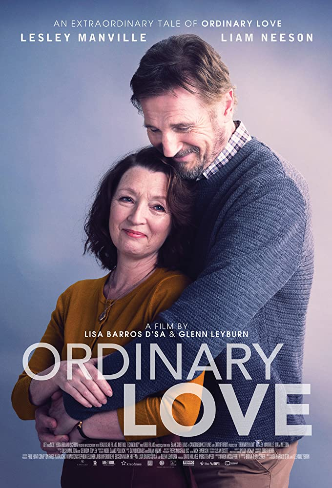 Poster film Ordinary Love (2019)