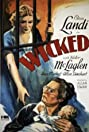 Wicked (1931) Poster