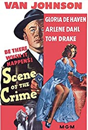 Scene of the Crime Harold Daniels