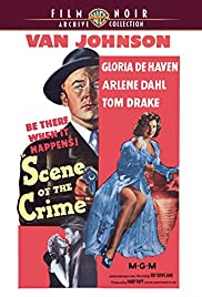 Scene of the Crime (1949) Poster - Movie Forum, Cast, Reviews
