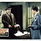 Richard Widmark and Howard Smith in The Street with No Name (1948)