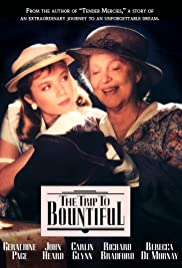 The Trip to Bountiful (1985) Poster - Movie Forum, Cast, Reviews