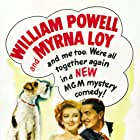 Myrna Loy, William Powell, and Asta Jr. in Song of the Thin Man (1947)