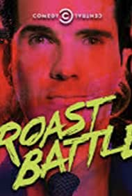 Jimmy Carr, Russell Brand, and Katherine Ryan in Roast Battle (2018)