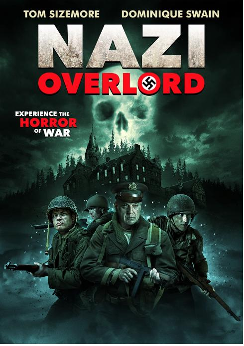 Nazi Overlord 2018 English Movie 300MB DVDRip Download