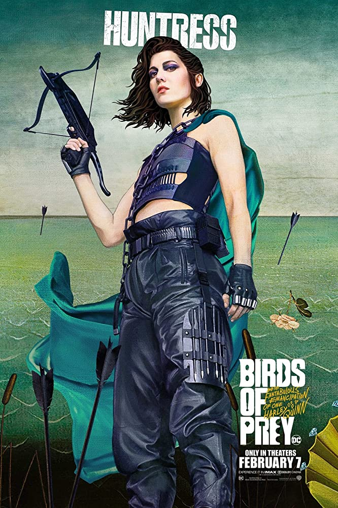 Mary Elizabeth Winstead in Birds of Prey: And the Fantabulous Emancipation of One Harley Quinn (2020)