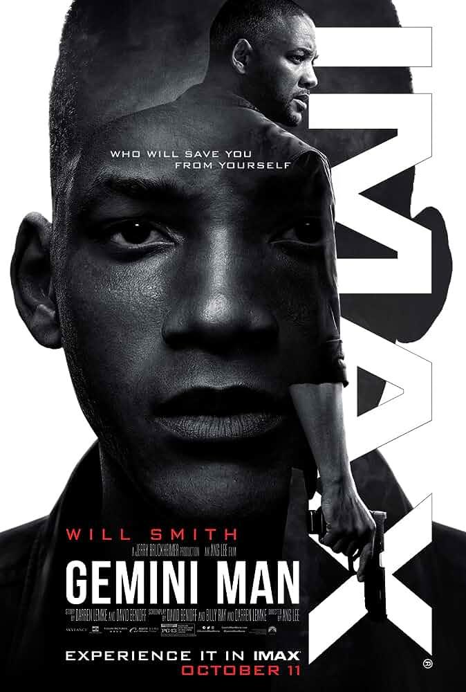 Gemini Man (2019) {Hindi} HDCAM-Rip 720p,480p x264 AAC