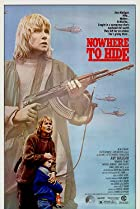 Nowhere to Hide (1987) Poster