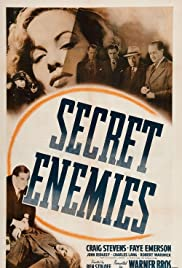 Secret Enemies (1942) Poster - Movie Forum, Cast, Reviews