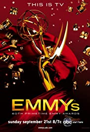The 60th Primetime Emmy Awards (2008) Poster - TV Show Forum, Cast, Reviews