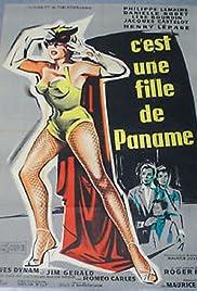 C'est une fille de Paname Poster