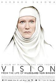 Vision - Aus dem Leben der Hildegard von Bingen Poster