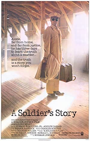 A Soldier's Story Poster Image