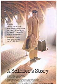 A Soldier's Story (1984) Poster - Movie Forum, Cast, Reviews