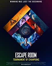 LugaTv | Watch Escape Room Tournament of Chions for free online
