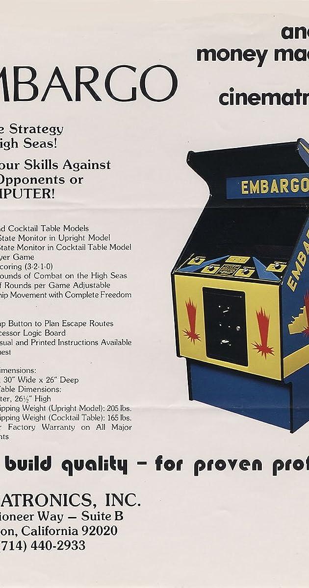 Embargo (Video Game 1977) - Photo Gallery - IMDb