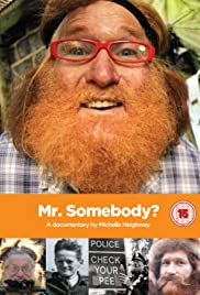 Mr. Somebody? Poster