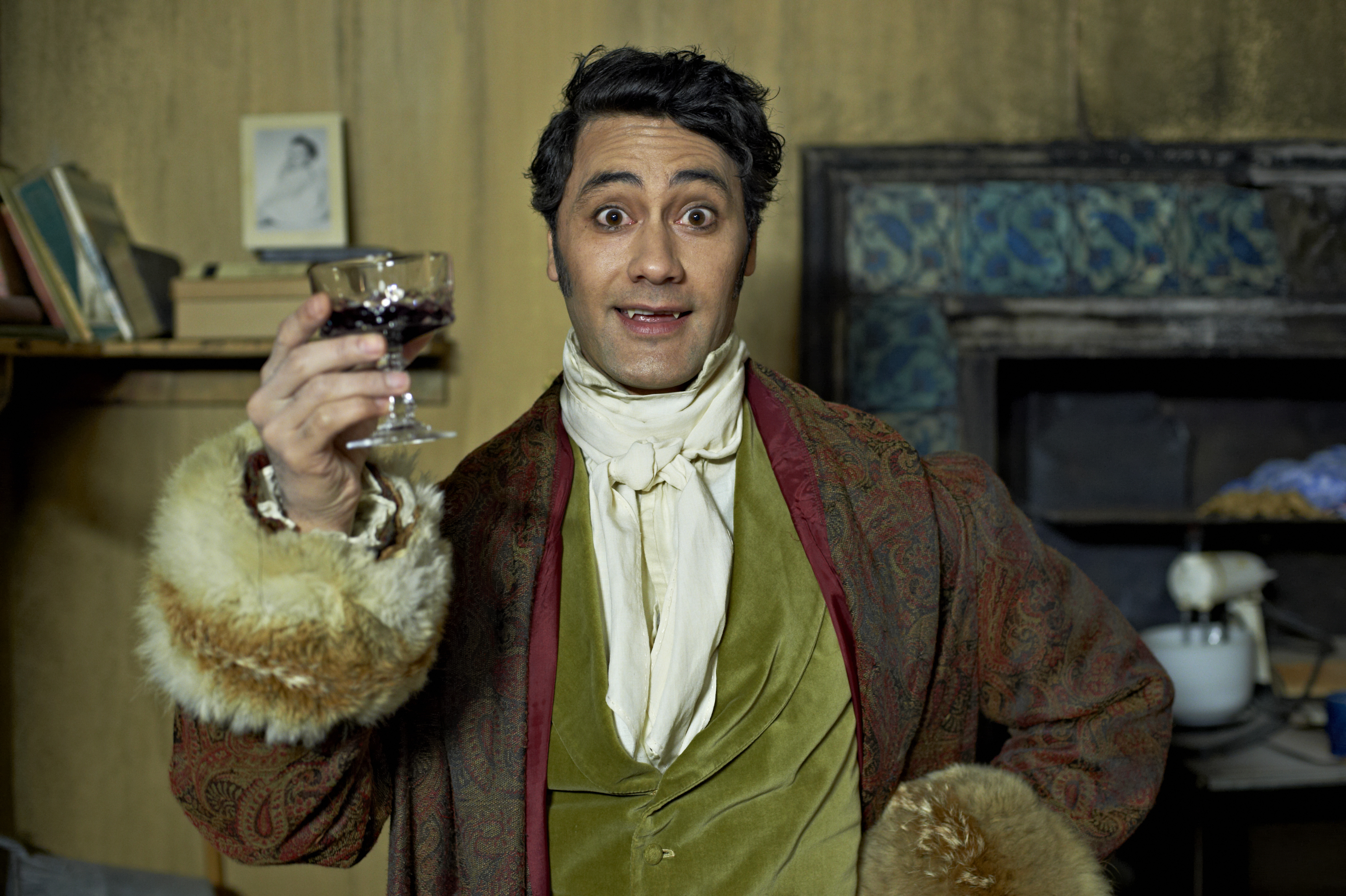 Taika Waititi in What We Do in the Shadows (2014)