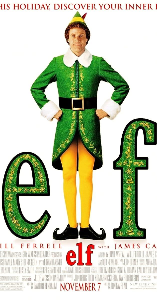 Watch Full HD Movie Elf (2003)
