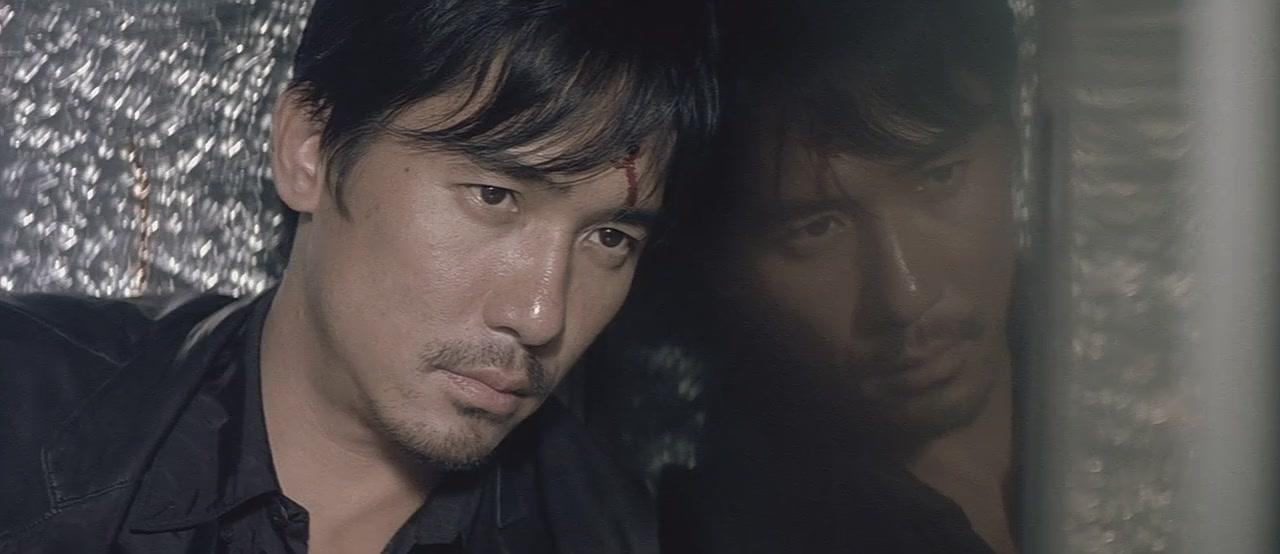 Tony Chiu-Wai Leung in Mou gaan dou (2002)